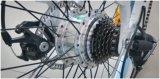 Vélo électrique de gros de pneu de loisirs de femmes/filles de pouce 26*2.4 croiseur de plage