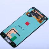 Мобильный телефон LCD для экрана LCD телефона Samsung S5 G900f вполне