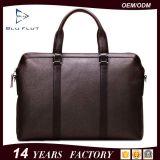 贅沢な革ハンドバッグの出張旅行のブリーフケースのラップトップ袋