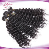 Волосы волны сырцовых Unprocessed человеческих волос 100% малайзийские глубокие