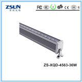 4in1 interior de alta potencia RGB LED al aire libre LED LED arandelas de pared de iluminación