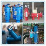 Filtre d'eau de nettoyage d'individu d'eaux d'égout
