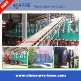 El alambre de acero industrial del PVC reforzó el agua/el manguito de la descarga