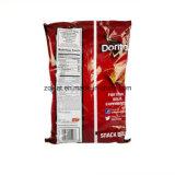 Kartoffelchip-Plastikverpacken- der Lebensmittelbeutel