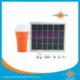 Напольный солнечный свет СИД с заряжателем мобильного телефона