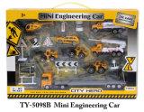 Mini jouet drôle de véhicule d'ingénierie