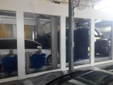 Máquina completamente automática del vapor del equipo de sistema de la lavadora del coche del túnel para los cepillos rápidos del lavado 9 de la fábrica de la fabricación de la limpieza