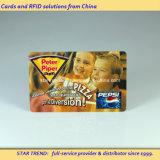 Completos Colors cartão de tarja magnética PVC para Pizzeria cartão de desconto