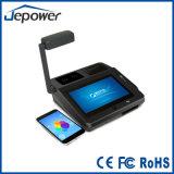 Support terminal Nfc de paiement androïde de système de Jepower Jp762A et Qr-Code