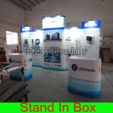 Custom postage-able one Easy-Assembly Reusable Modular posting Booth, Exhibition Booth, Trade show Booth for Sale