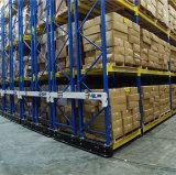 Cremalheira móvel para o armazenamento móvel da pálete