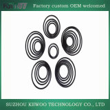 De duurzame Kleurrijke Duidelijke O-ring van het Silicone