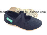 Chaussures de bébé neuves de chaussures de toile d'injection d'arrivée personnalisées (FFBB1230-02)