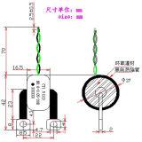 Micro- Huidige Transformator voor de Hoge Meter van de Nauwkeurigheid