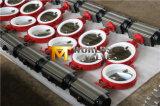 Polierplatten-Oblate-Drosselventil mit pneumatischem Stellzylinder (WD7A1X-10/16)