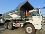 熱い販売のSinotruk HOWO 420HP 6X4巨大な鉱山のダンプトラック