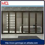 Vetro di alluminio di alluminio del portello di piegatura del blocco per grafici doppio