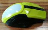 多彩なLEDの6Dによってワイヤーで縛られる光学マウスコンピュータの賭博マウス