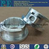 Plugue fazendo à máquina de alumínio do CNC da classe elevada feita sob encomenda