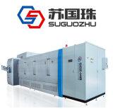 Ventilador rotatorio automático del animal doméstico de Sgz-14h para las botellas del relleno en caliente