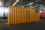 Gruppo elettrogeno diesel del generatore 1MW di potere messo in recipienti silenzioso principale di Cummins