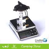 Mini poêle campant de vente chaude avec la surface en céramique de bec