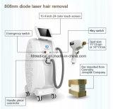Máquina vertical del retiro del pelo del laser del diodo 808nm del fabricante de China del diseño original de Nnewest