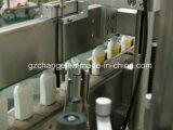 Máquina de etiquetado automática de las botellas del champú