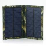 iPhoneのための6W太陽電池パネルの充電器を折る屋外の携帯用袋6 7 Smartphone