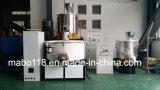 El enfriamiento de maquinaria de plástico mezclador / PVC de plástico en polvo y caliente máquina mezcladora
