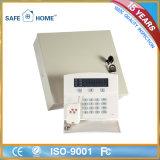 Sistema alarma de incendio inteligente del ladrón y de la seguridad casera del PSTN G/M