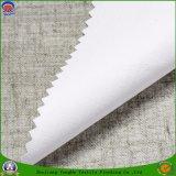 Tela impermeable tejida materia textil casera del apagón del poliester de la tela de la cortina del poliester