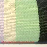 O poliéster tingiu a tela química da tela de rayon da tela do jacquard para a cortina de matéria têxtil da HOME do vestuário do vestido da mulher