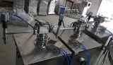Máquina de rellenar de la goma líquida vertical del estilo de Semiauto