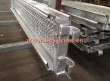 牽引の踏面のフロアーリングの生産機械製造業者を形作るマレーシア鋼鉄板のデッキの金属の板ロール