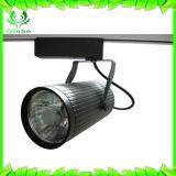 Luz de la pista de aluminio de buena calidad Seguimiento de las luces LED de 40W
