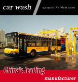 イタリアのブラシが付いているハイチのフルオートのトラックおよびバス洗浄機械