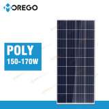 Morogo Poly Solar Panel / Module 150W - 170W pour système énergétique