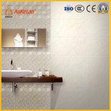 Nuevo azulejo de cerámica de la pared del cuarto de baño del material de construcción del diseño para la decoración casera