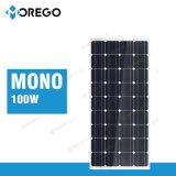 Panneau Mono Solar (cellules) de plus de 100W pour système énergétique