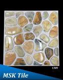 """12X12 """" 5D Opgepoetste Tegel 1309 van de Vloer van de Kiezelstenen van het Kristal"""