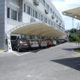 Vorfabriziertes Stahlkonstruktion-Garage-Gebäude mit Qualität