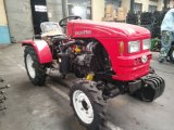 24HP 4WD 2개의 실린더 엔진을%s 가진 농업 농장 트랙터