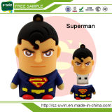 2017 kreatives Superheld-Serien-Qualität USB-Feder-Laufwerk