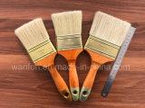 Щетка краски с ручкой китайского парасоля деревянной