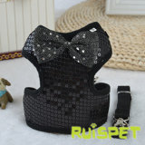 Shining Vest Dog Harness Pet Wedding Clothes Products