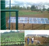 pompe 45kw solaire automatique pour l'agriculture Irragation en enregistrant l'eau