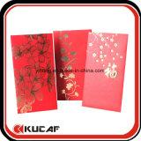 Het Rode Pakket van de Envelop van het Huwelijk van de douane in Guangzhou