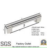 工場価格の固体ステンレス鋼の家具のキャビネットのハードウェアのドアの引きのハンドル(T 138)