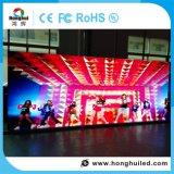 P6 광고를 위한 옥외 높은 광도 발광 다이오드 표시